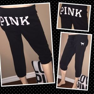 VS PINK Jogger sweatpants XS Rear graphics